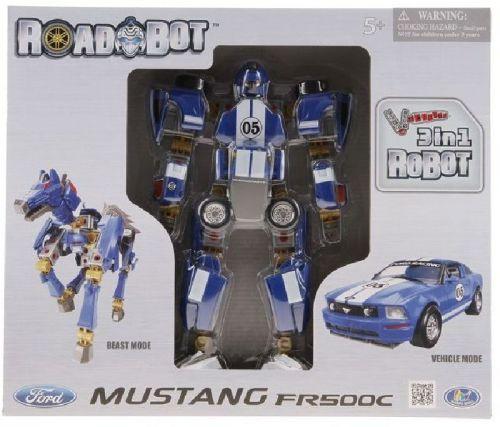 Alltoys: Robot skládací Ford Mustang FR500C - Alltoys cena od 0 Kč
