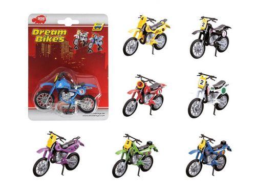 DICKIE Motocykl Cross 12 cm cena od 95 Kč