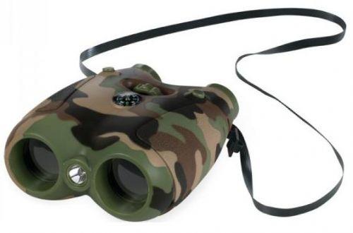 Safari Maskovaný dalekohled se světlem a kompasem