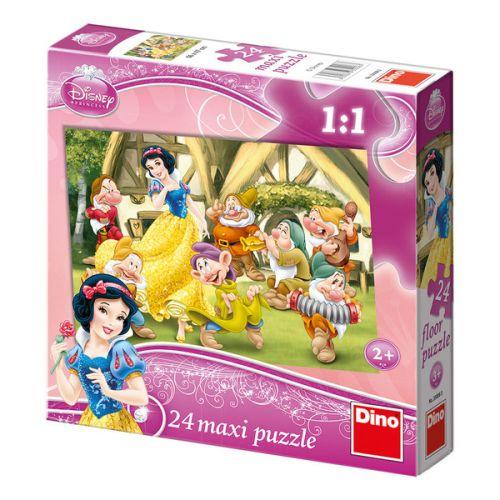 Sněhurka - Maxi puzzle 24 dílků cena od 149 Kč