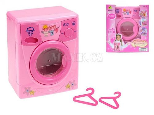 Teddies Dětská pračka na baterie cena od 209 Kč