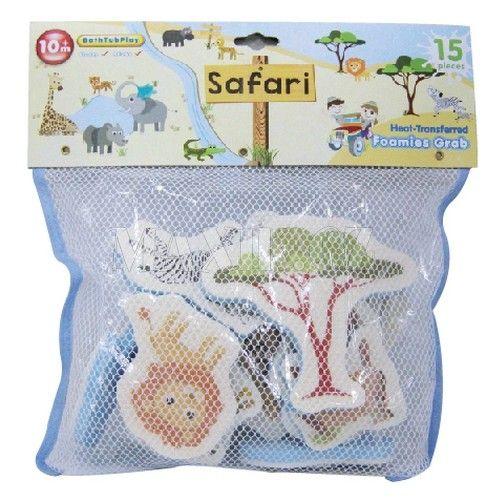 Made Vodolepky pěnové Safari