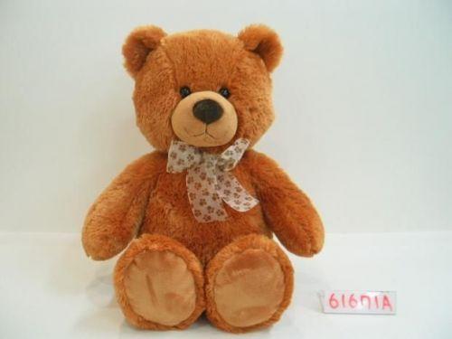 Alltoys Medvěd plyšový 48 cm cena od 0 Kč