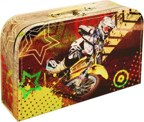Kazeto: Kufřík motorkář 35 cm