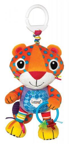 Lamaze Vrnící leopard cena od 359 Kč