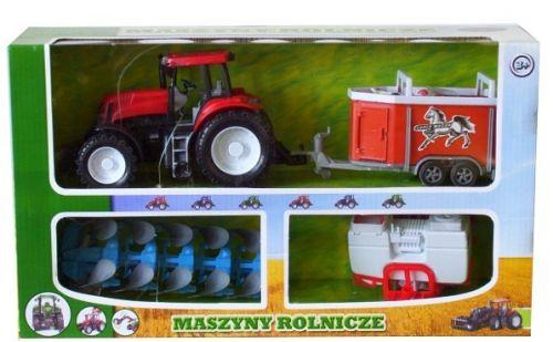 Dromader Sada traktor + stroj