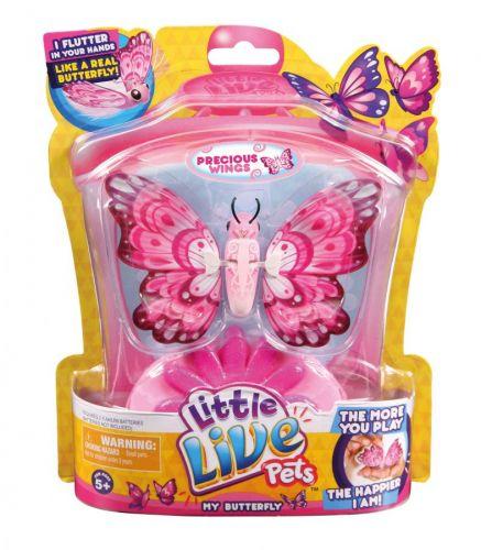 Cobi Little Live Pets Motýl cena od 0 Kč