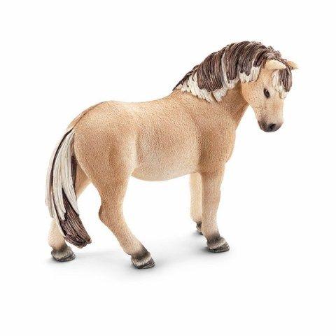 SCHLEICH Zvířátko klisna koně fjordského cena od 140 Kč