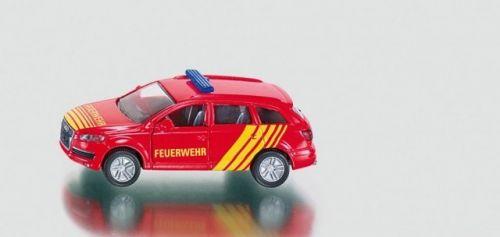 SIKU Blister Požární vůz velitele zásahu cena od 95 Kč