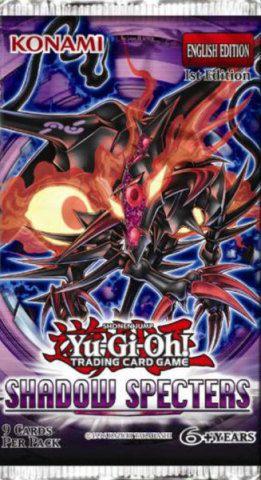 Konami: Yugioh: Shadow Specters Booster (1/24)