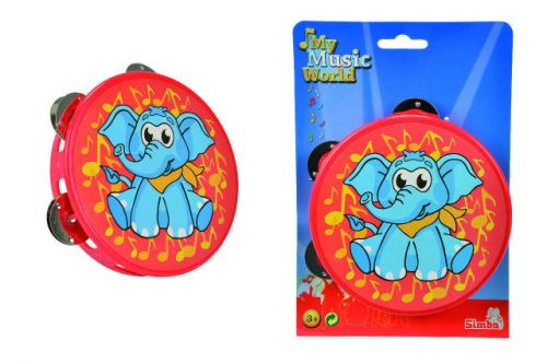 Simba Tamburína sloník cena od 84 Kč