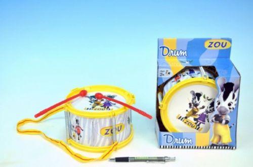 Mikro hračky Bubínek ZOU cena od 61 Kč