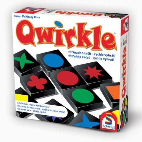 Schmidt Spiele Qwirkle cena od 559 Kč