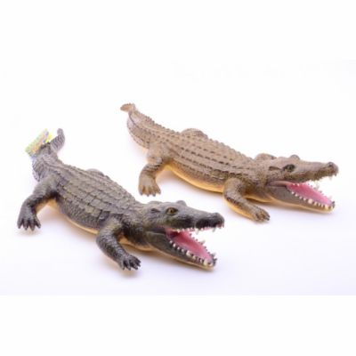 Johntoys krokodýl 60 cm cena od 236 Kč