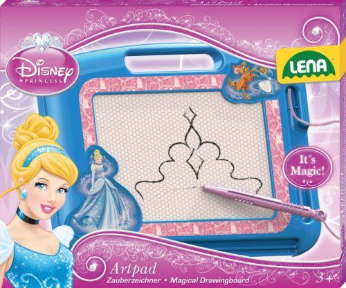 Lena: Magnetická tabulka Princezny - Lena cena od 132 Kč
