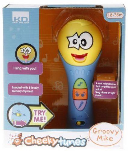 Alltoys Mikrofon Groovy Mike cena od 299 Kč
