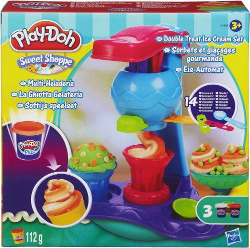Hasbro Play-Doh výroba zmrzliny cena od 517 Kč