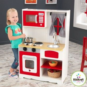 Kidkraft Kuchyňka Red Country cena od 2799 Kč