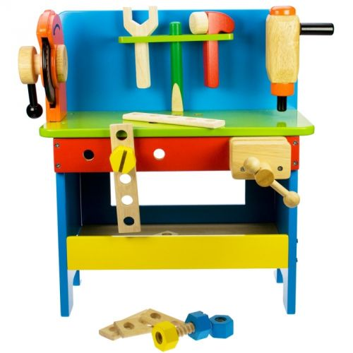Bigjigs Toys Pracovní ponk cena od 1289 Kč