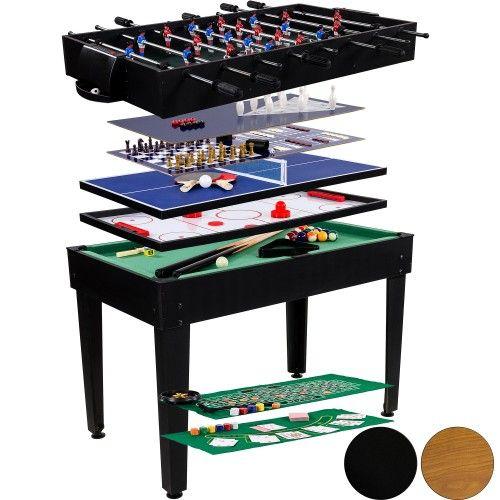 OEM Multifunkční herní stůl 15v1