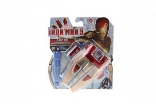 Hasbro Ironman stříleč projektilů cena od 0 Kč
