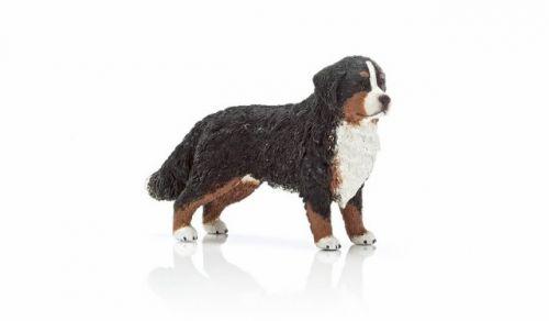 Schleich Zvířátko fena Bernského horského psa