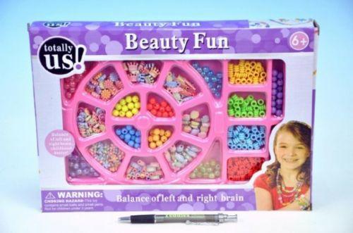 Mikro hračky Sada korálky v krabičce cena od 102 Kč