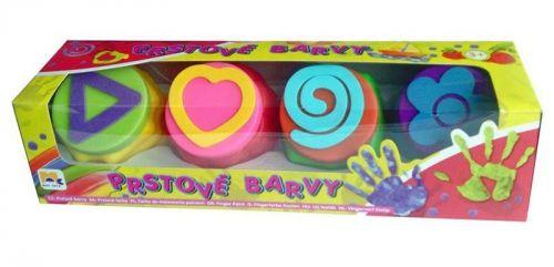 Mac Toys Prstové barvy cena od 89 Kč