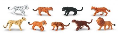 Safari Ltd. Tuba Kočkovité šelmy cena od 329 Kč