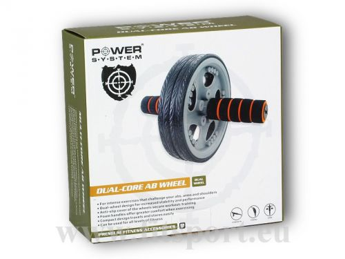 Ariana Dual-Core AB Wheel PS-4042