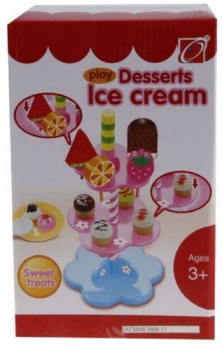Alltoys Zmrzlinový set cena od 0 Kč