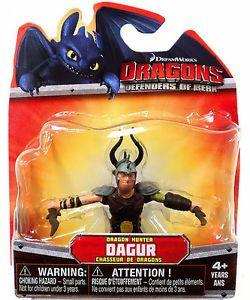 SPIN MASTER Jak vycvičit draka figurka Dagur klečící