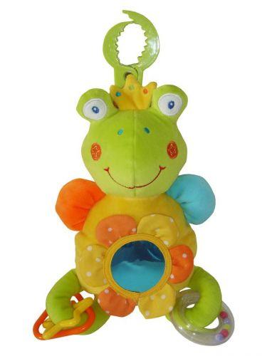 BABY MIX plyšová hračka se zrcátkem cena od 210 Kč