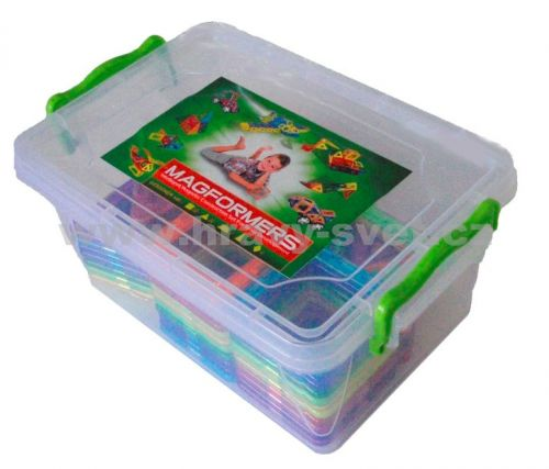 Magformers Designer box Plus cena od 3278 Kč