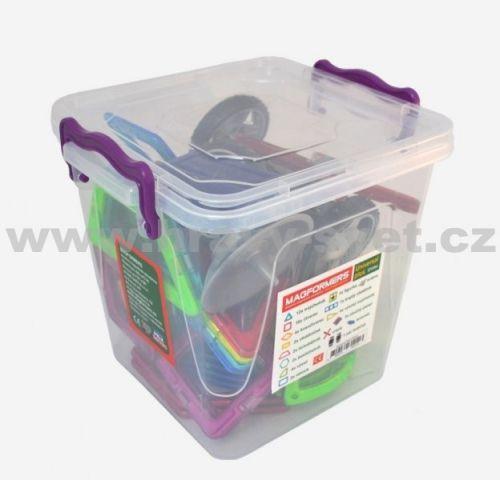 Magformers Universal box plus cena od 2343 Kč