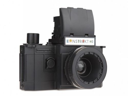 LOMOGRAPHY Konstruktor SLR DIY Kit