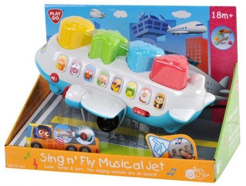 PlayGo Zpívej si a lítej hudební sada