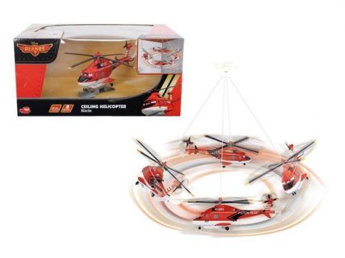 Dickie Planes závěsný vrtulník na strop Strážce Břitva cena od 320 Kč