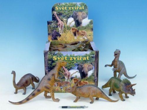 Mikro hračky Dinosaurus plast 26-36 cm cena od 95 Kč