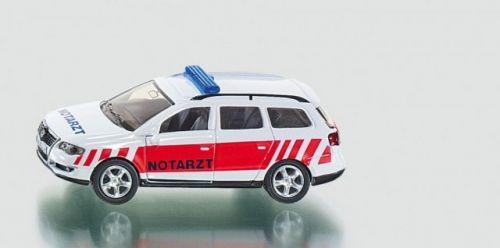 SIKU Blister Vozidlo lékaře záchranné služby cena od 92 Kč