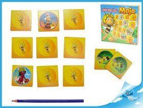 Mikro hračky Včelka Mája pexeso cena od 84 Kč