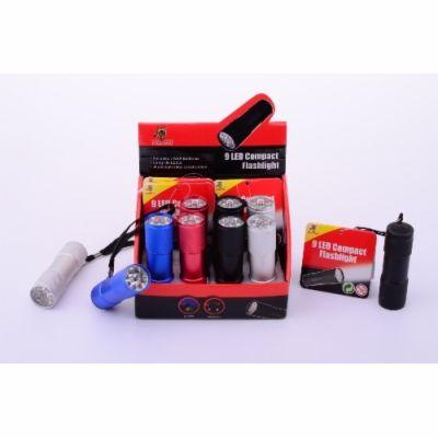 Johntoy LED 9 baterka cena od 100 Kč