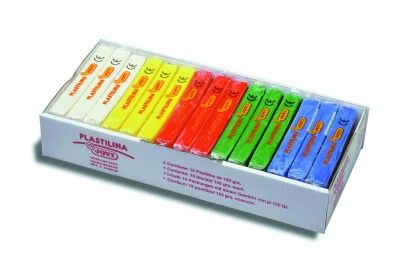 Jovi Plastelína 5 barev 15×150 g cena od 469 Kč