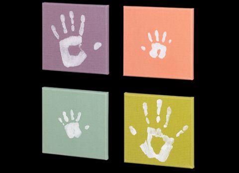 Baby Art Pop Art Print Paintings cena od 0 Kč