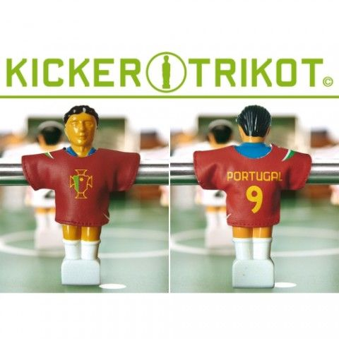 OEM Náhradní fotbalové dresy Portugalska 11 ks cena od 586 Kč