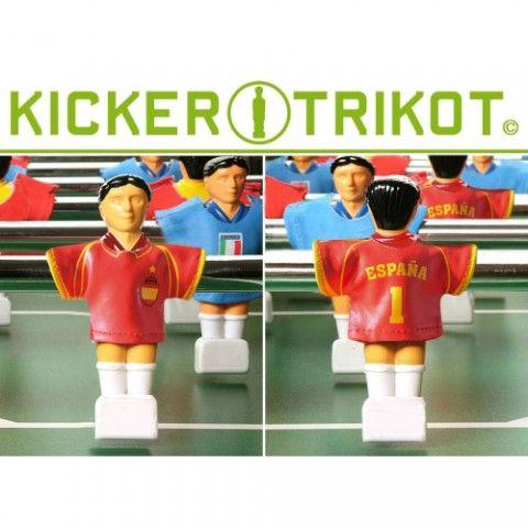 OEM Sada fotbalových dresů Španělsko cena od 591 Kč