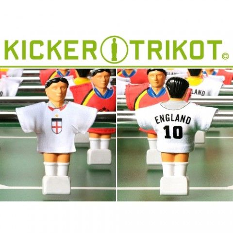 OEM Náhradní fotbalové dresy Anglie 11 ks