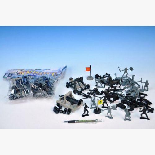Mikro hračky Sada rytíři s doplňky cena od 119 Kč