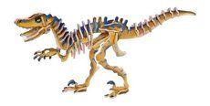 Legler 3D Velociraptor cena od 75 Kč