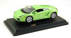Bburago Bijoux Lamborghini Gallardo v krabičce 1:24 cena od 351 Kč